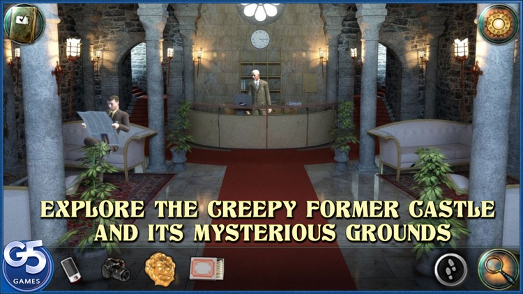 Brightstone Mysteries: Paranormal Hotel (Full) screenshot-1