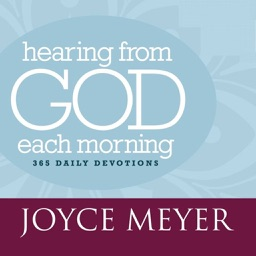 hearing from god by joyce meyer