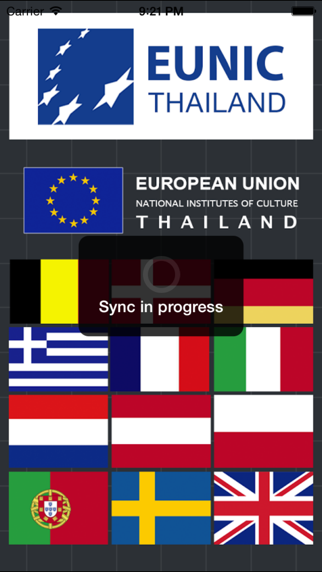 European Heritage Map and Cultural Calendar of Thailand-0