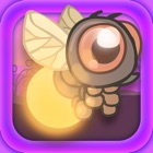 Fire Fly Dash : Cute wanderer of the forest night icon
