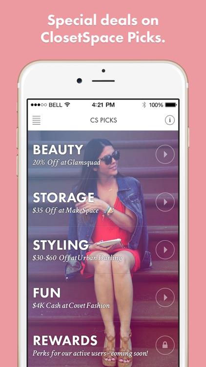 ClosetSpace - Closet & Outfits screenshot-4