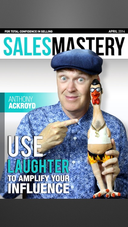 Sales Mastery Magazine screenshot-4