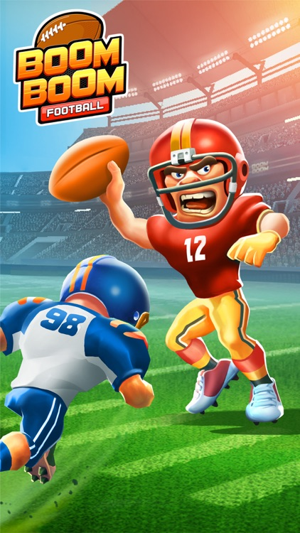 Boom Boom Football screenshot-4