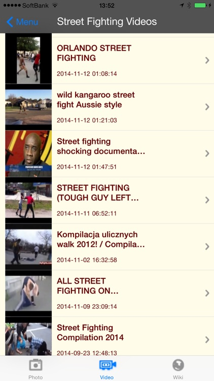 Street Fighting screenshot-3