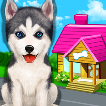 Pets Play House - Kids fun adventure games for girls and boys!