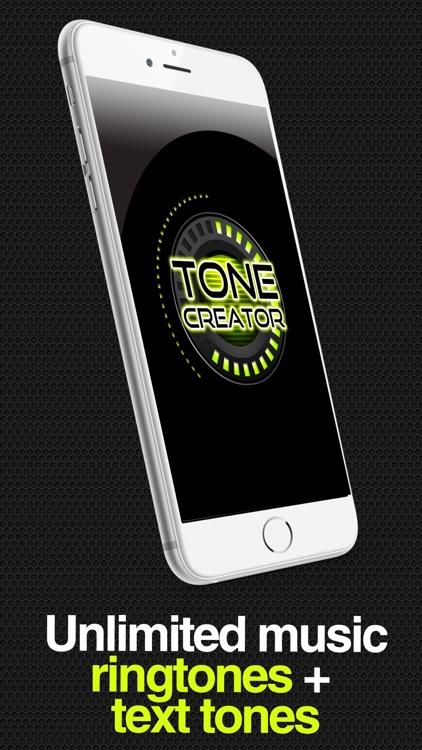 ToneCreator - Create ringtones, text tones and alert tones