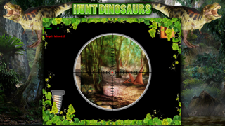Dinosaur Hunt Sniper Game FREE screenshot four