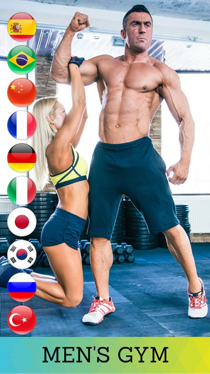 Bodybuilding 100 Effective Strength Training Exercise And Best Fitness Workout Program At Gym