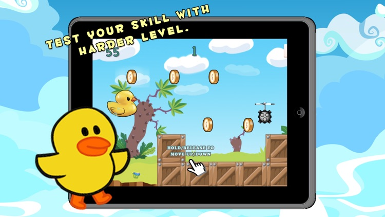 The Adventure Duck: Big Hunting Season Tapping Animal Game for Free