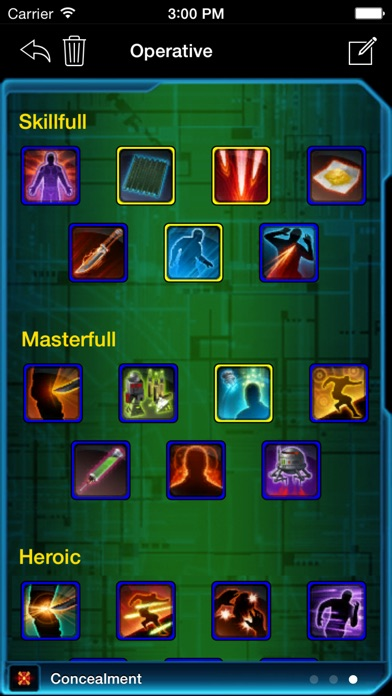 Talent Calculator for Swtor - AppRecs