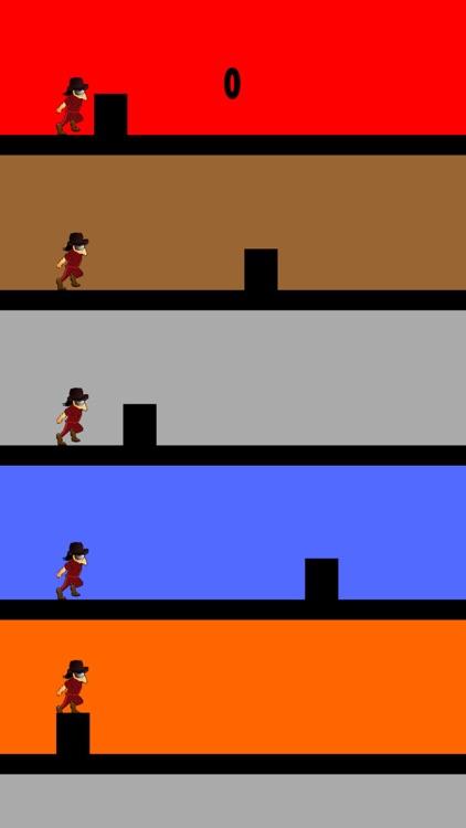 Hurry - Make The Thief Jump Before He Crashes! screenshot-3
