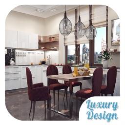 Luxury Apartment Design Ideas for iPad