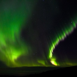 Northern Lights: colours in the sky