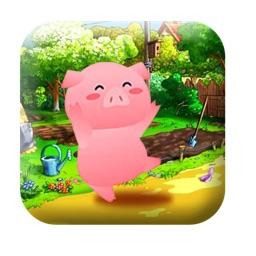 Hungry Piggy - Help The Cute Piglet Get Porky Chow!