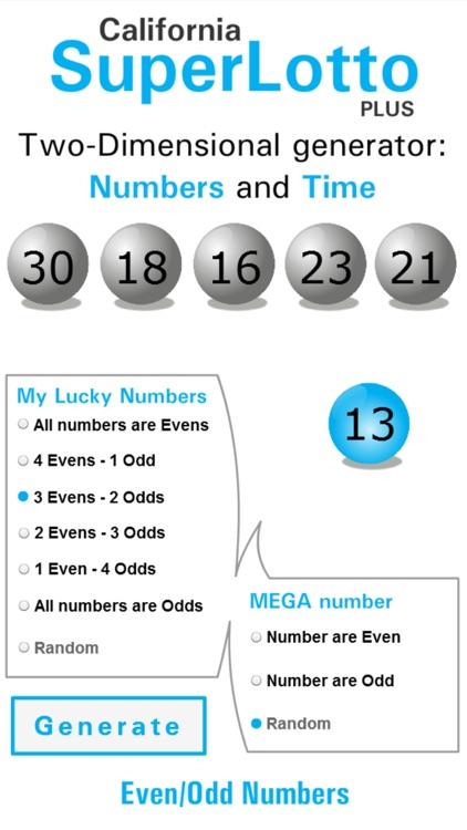 Lotto Winner for California SuperLotto screenshot-3