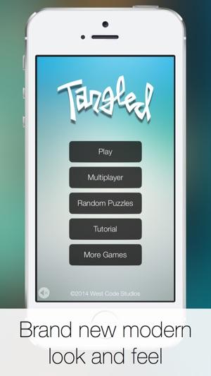 Tangled Screenshot