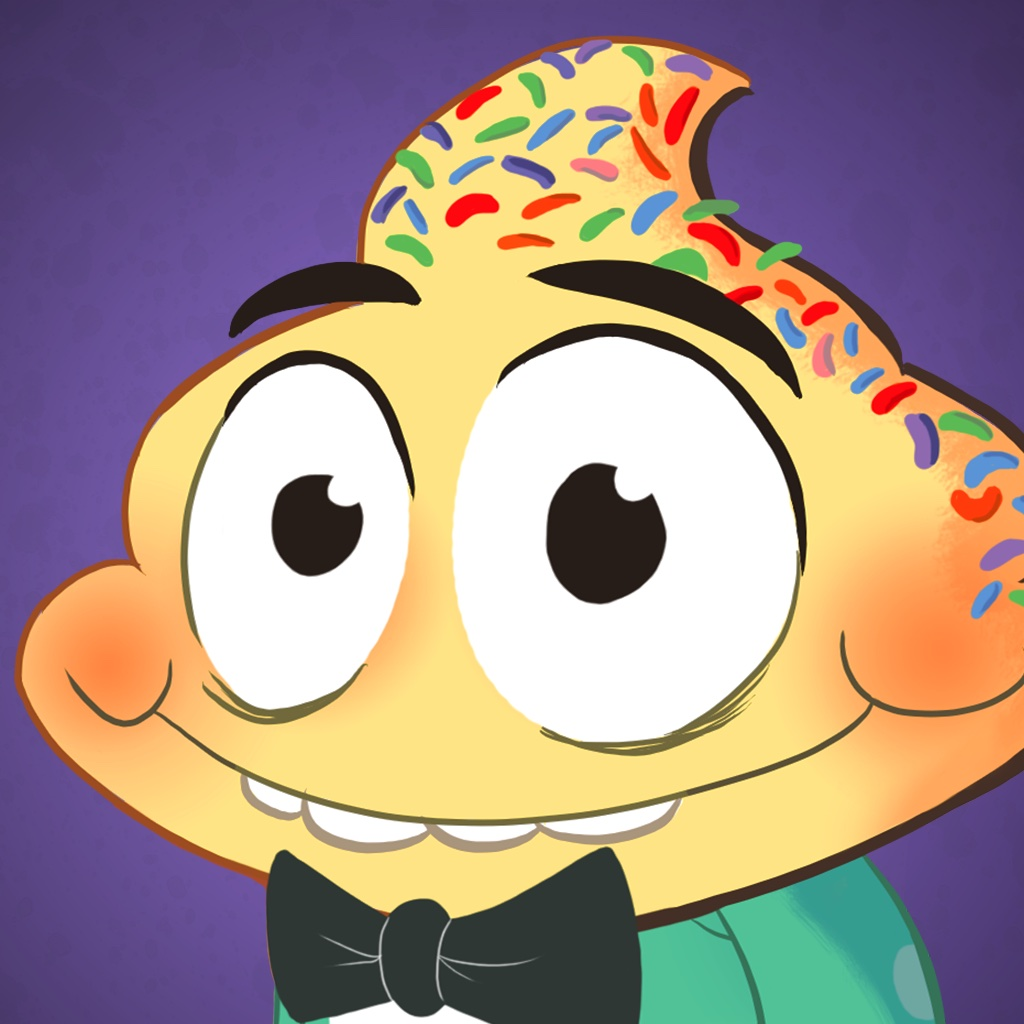 Mr. Cupcake Has The Sprinkles – An Interactive Animated Storybook App For Kids HD