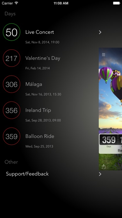 The Big Day - Event Countdown screenshot-4