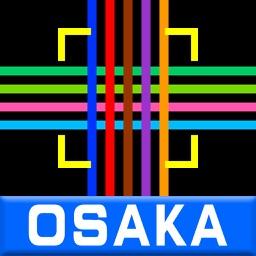 OSAKA Route Map