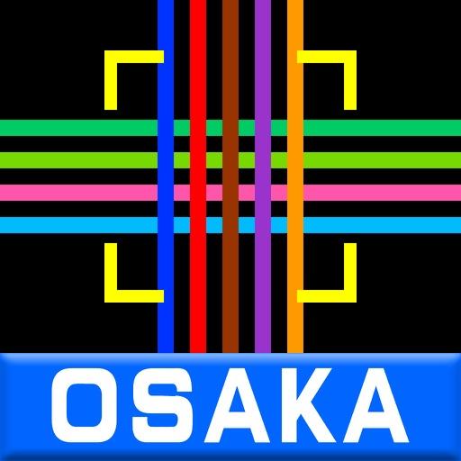大阪路線マップ