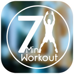 7 Minute Workout For Fat Burn - With High Intensity Interval Training Challenge
