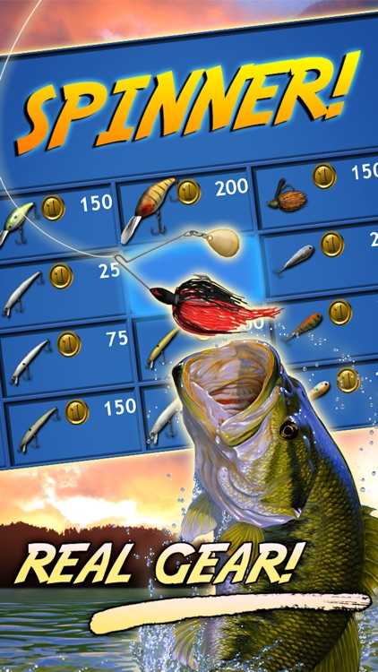 Bass Pro Shops: The Strike Pro Angler screenshot-4