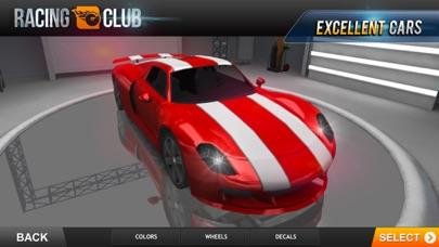 Screenshot from Racing Club