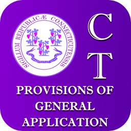 Connecticut Provisions Of General Application