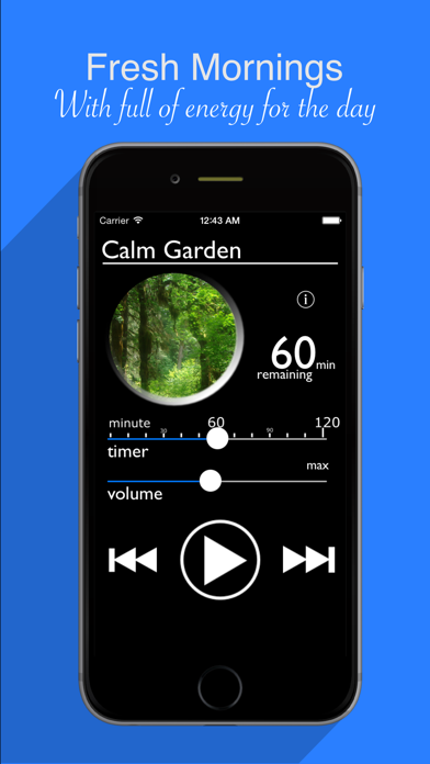 White Noise : Sleep Maker Relaxing Rainforest Therapy screenshot three