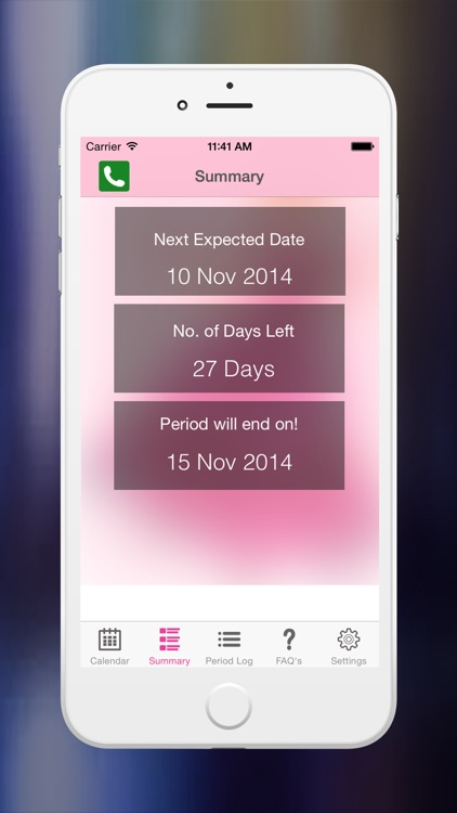 Period Tracker Logs  (Fertility & Period Calendar and Ovulation tracker)