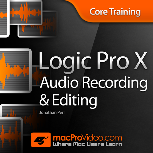 Course in Recording for Logic Pro X