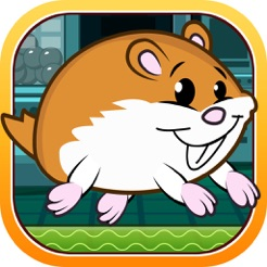 Hammy the Super Pet Hamster Runner