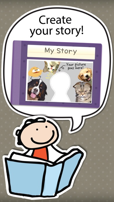 Kid in Story Book Maker: Create and Share Personalized