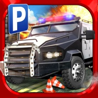 Codes for Police Car Parking Simulator Game - Real Life Emergency Driving Test Sim Racing Games Hack
