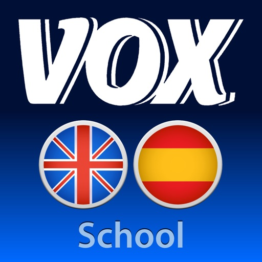 Diccionario School English-Spanish/Español-Inglés VOX
