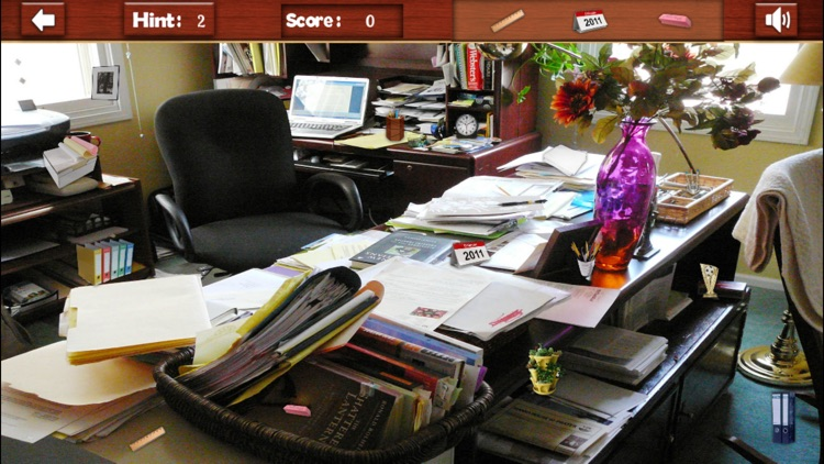 Messy Office Clean up Hidden Objects by Nikhil Solanki