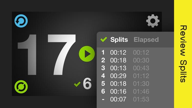 Fitness Intervals screenshot-4