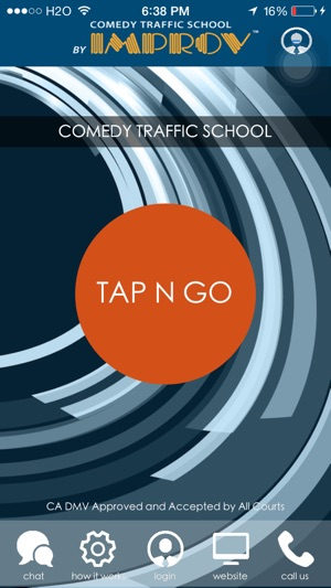comedy traffic school by improv on the app store rh itunes apple com  going to traffic school for a ticket