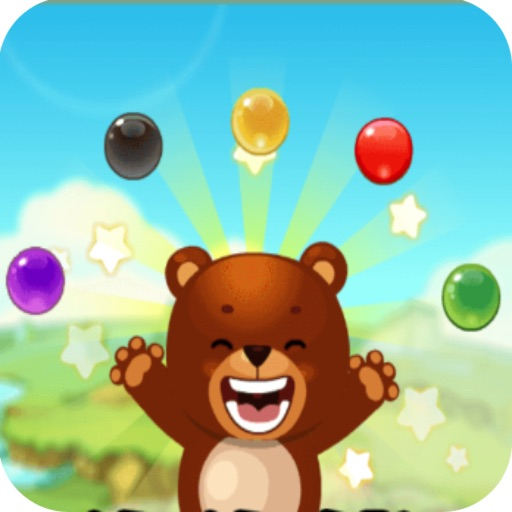 Bear Bubbles Shooter