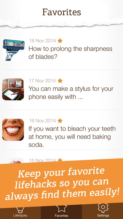 Life Hacks Pro - useful tips and tricks screenshot-3