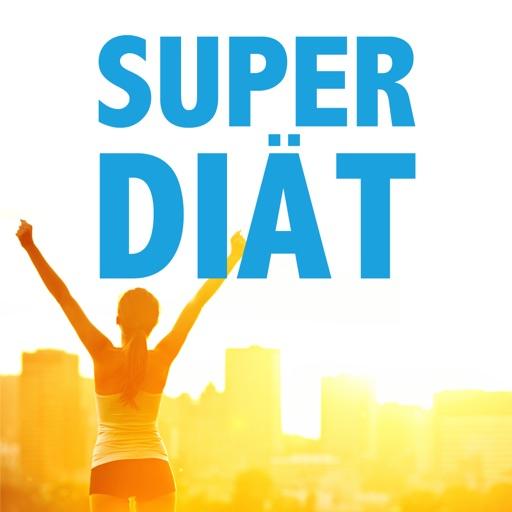 Super-Diät - Gesund abnehmen und schlank bleiben
