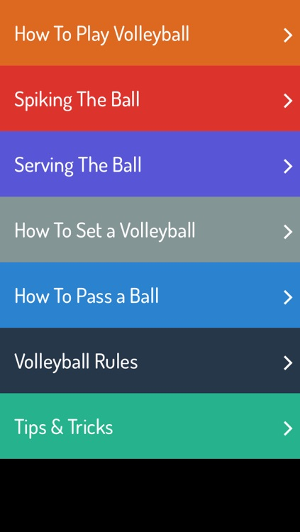 Volleyball Guide - Best Video Guide