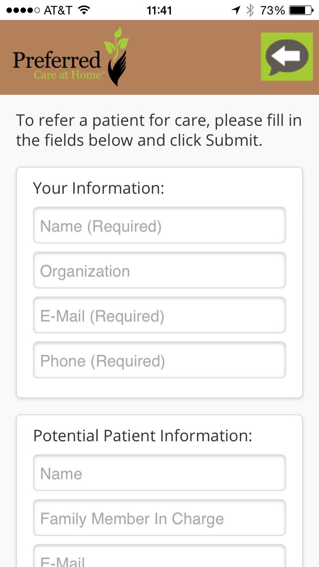 Preferred Care at Home - Metro Detroit screenshot three