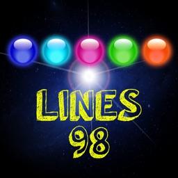 Lines 98 - Color Balls
