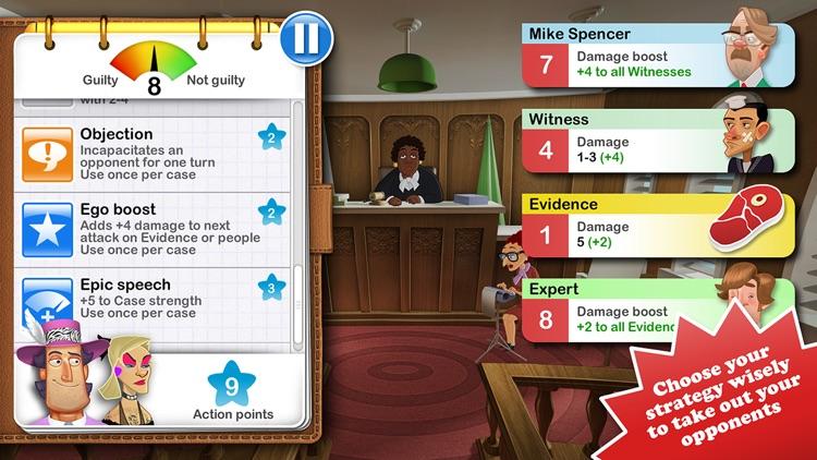 Devil's Attorney screenshot-3