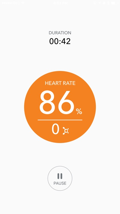 Orangetheory OTbeat screenshot-2