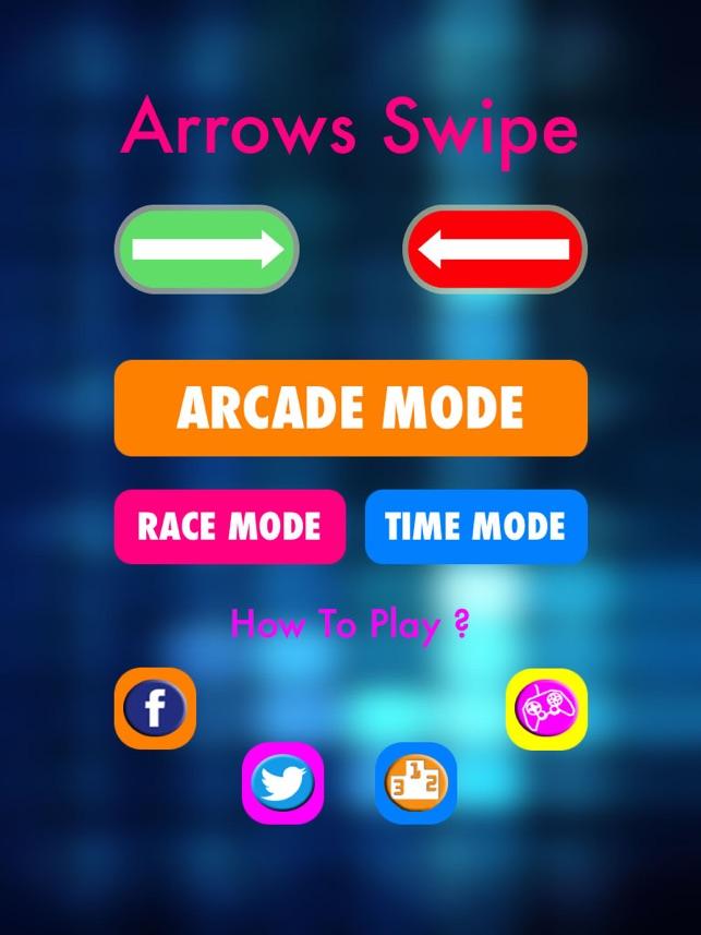 Arrows Swipe