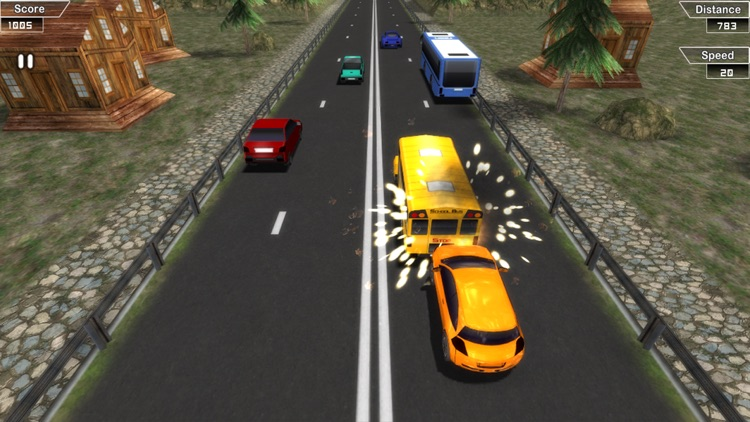 Traffic Driver screenshot-0