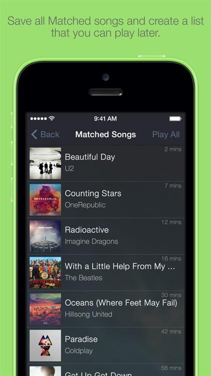 Match by SoundShare screenshot-4