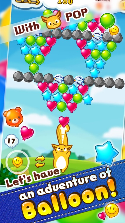 Balloon Pop! Bubble Game screenshot-4